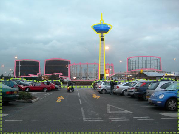 Destination Car Park?